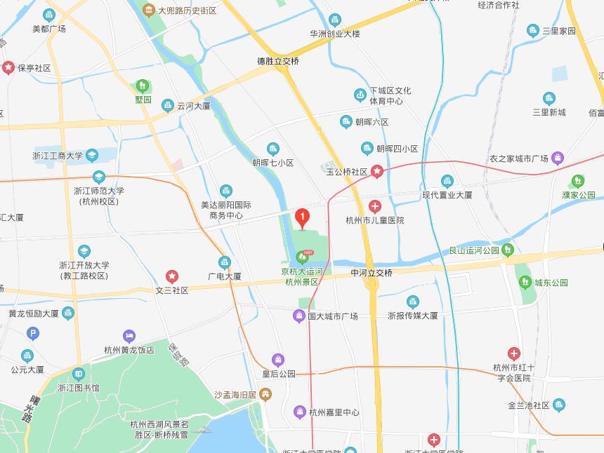杭州环球罗曼达地址在哪里地址