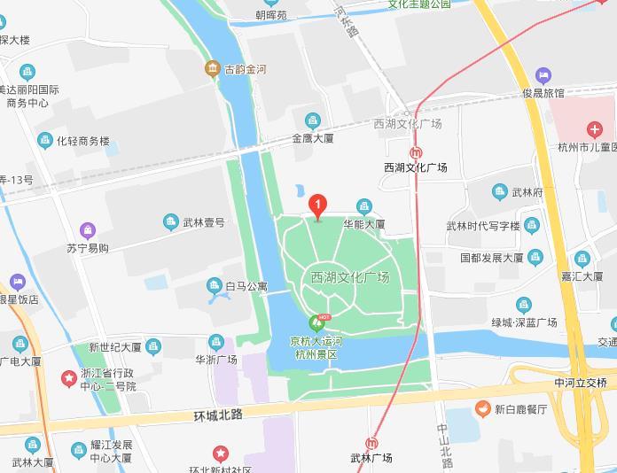 杭州环球一号详细地址(订座经理电话多少)