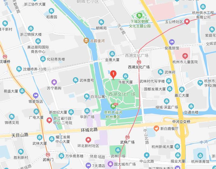 杭州环球一号商务会所具体地址(前台订座电话)