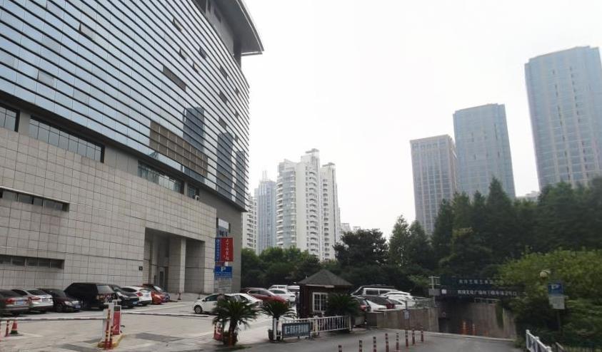 杭州萧山环球一号KTV地址外景