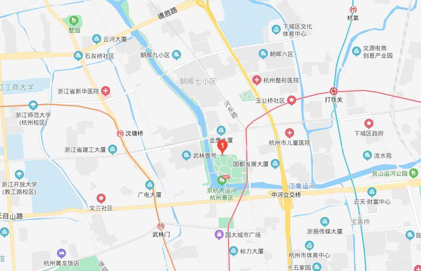 杭州环球公馆一号地址多少地址